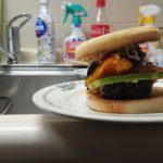 [ハンバーガー探し2話]自作バーガー