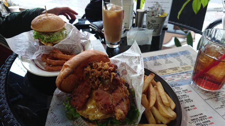 [ハンバーガー探し3話]バーガーズニューヨーク