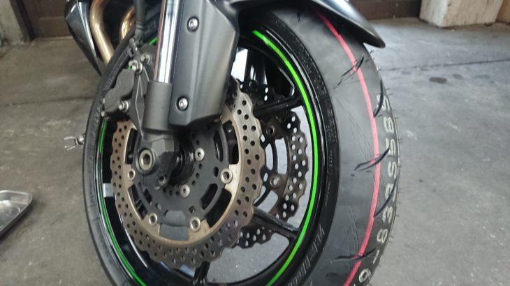 「motolog2」タイヤについて考える