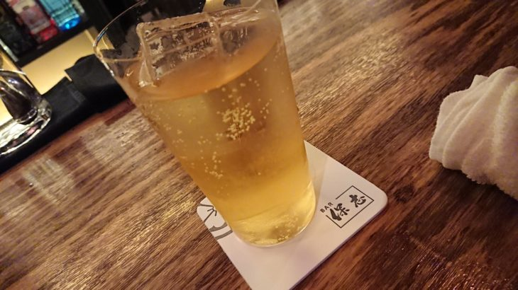 [この街で飲むなら3]深夜の銀座