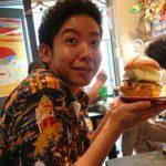 「ハンバーガー7」ICON「新宿」