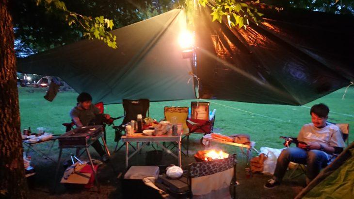 「宇都宮」出会いの森キャンプ場