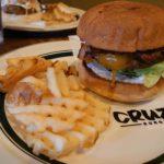 「hamburger9」CRUZ BURGERS & CRAFT BEERS